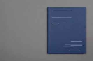 Tidal Horizon — Book design